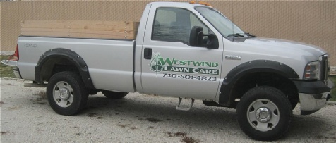 westwind lawn care serving Knox County Ohio